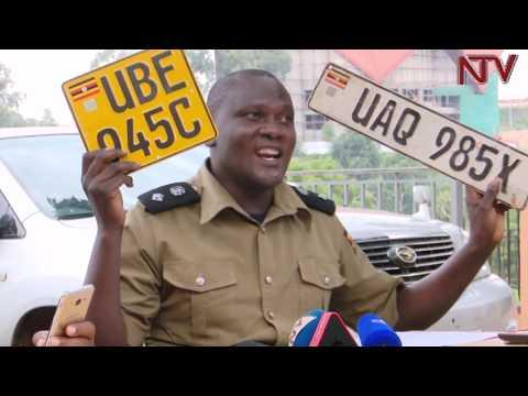 Poliisi enunudde emmotoka enzibbe amakumi abiri