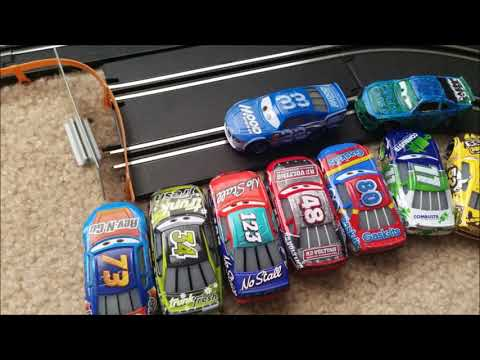 Cars 3 Stop Motion Race 11