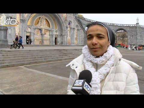 Soeur Blandine-Démiana, Fille de Notre-Dame des Douleurs