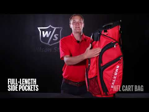 Wilson Golf - NFL Cart Bag