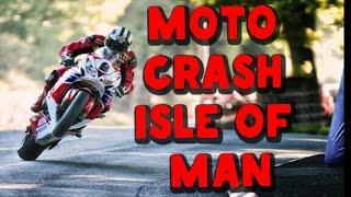 Isle of man moto crashes / Остров МЭН мото аварии