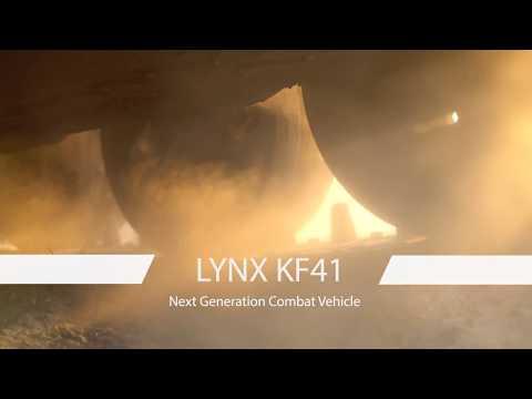 Rheinmetall Lynx KF41 – Rheinmetall unveils the Lynx KF41 next generation combat vehicle