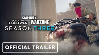 Call of Duty: Black Ops Cold War & Warzone Season 3 - Official Combat Pack Trailer by GameTrailers