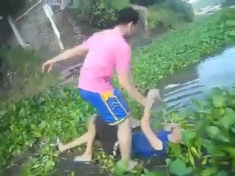 Án mạng kinh hoàng bê đê đánh nhau vứt xác trôi sông