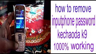 kechaoda k116 hard reset code - Free video search site