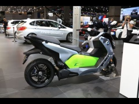 Why I bought a BMW C Evolution electric scooter