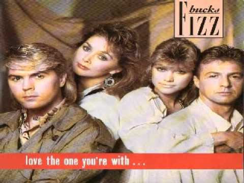 Bucks Fizz   Love The One You're With 7 Edit
