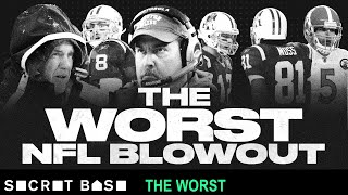 The worst NFL blowout ended 59-0 but Bill Belichick should've made it even worse thumbnail
