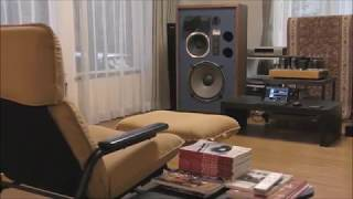 我が家のJBL4344真空管アンプとSoX-Resamplerの威力^^♪