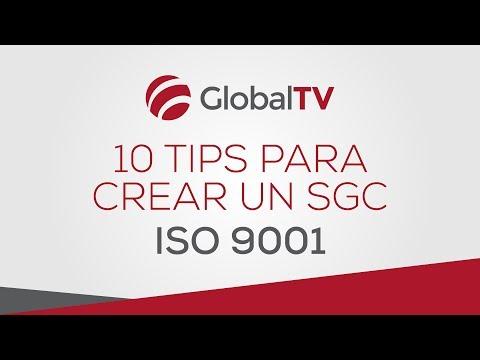 10 tips para crear un SGC - ISO 9001