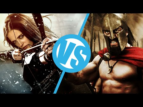 300 VS 300: Rise of an Empire : Movie Feuds ep93
