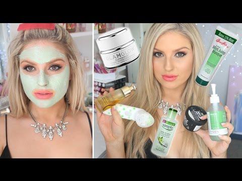 Facial mask na may gulaman acne na may activated carbon at gulaman