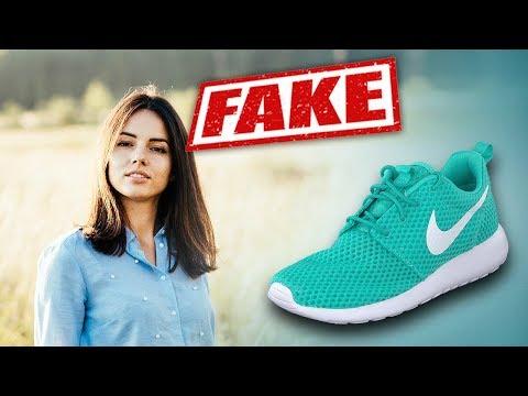 Кроссовки Nike Roshe One: как отличить подделку от оригинала? Iriska Fashion Lab
