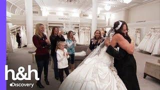 Una novia con presupuesto ilimitado | Vestido de novia | Discovery H&H