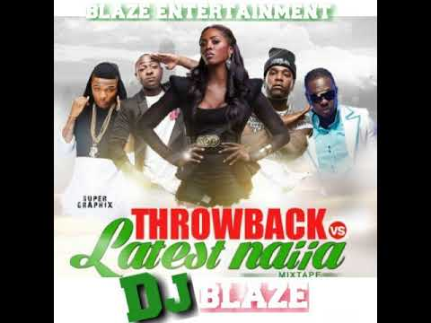 NIGERIA ThrowBack MiX(DJ BLAZE ITALY)DAVIDO.mp3