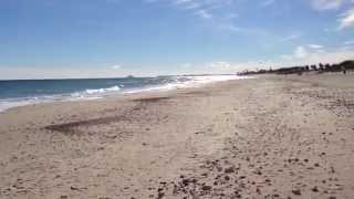 preview picture of video 'Playa Las Higuericas, en Torre de la Horadada'