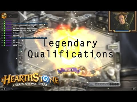 Hearthstone Player Earns Legend Rank To Apply For Game Designer Job