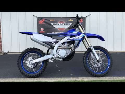 2020 Yamaha YZ450FX in Greenville, North Carolina - Video 1