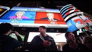 Что думают в США о вмешательстве России в президентские выборы?