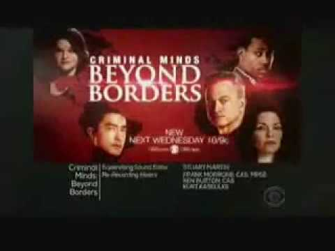 Criminal Minds: Beyond Borders 2.11 (Preview)