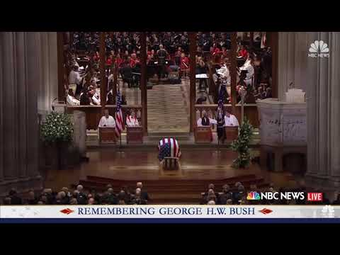 "Michael W. Smith Sings ""Friends"" At President Bush's Funeral Mp3"