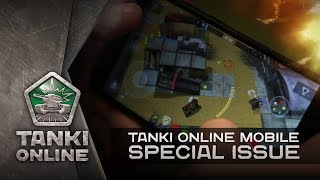 Gambar cover TANKI ONLINE MOBILE. Special Issue
