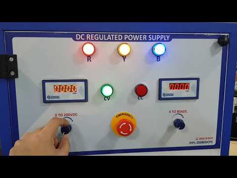 High KW DC Power Supply