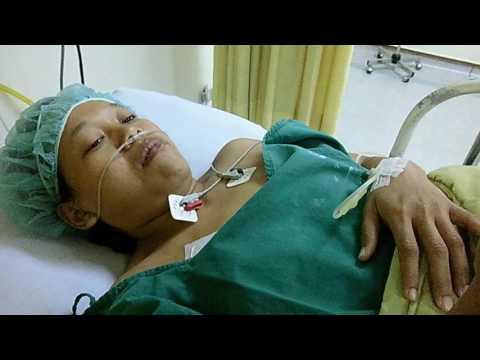 Operasi Benjolan Payudara Mama