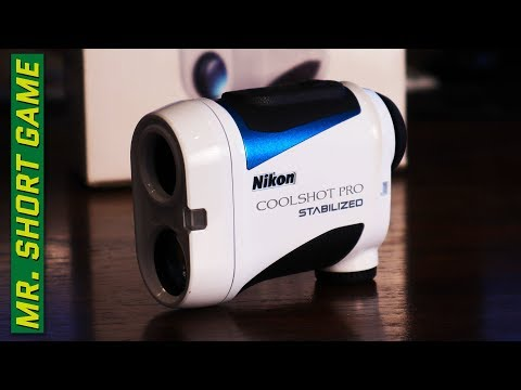 Golf Rangefinder – Nikon CoolShot Pro Stabilized Unboxing!
