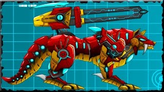 Battle Robot Wolf Age Game Walkthrough (Full Game) #WolfAge #Wolfbattle #Robotgame