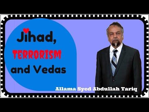 जिहाद, आतंकवाद और वेद