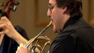 Mozart - Quintet for Horn, violin, 2 viola and cello KV 407 - Radovan Vlatkovic 1/3