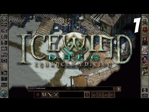 Gameplay de Icewind Dale: Enhanced Edition