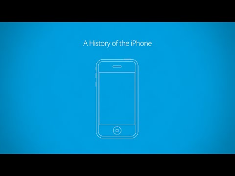A History of the iPhone | Mashable