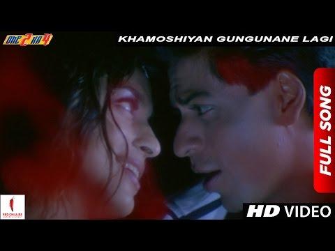 Khamoshiyan Gungunane Lagi Full Song | One 2 Ka 4 | Shah Rukh Khan, Juhi Chawla