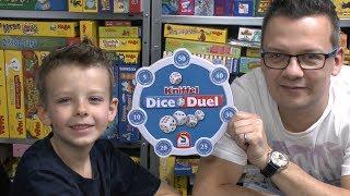 Kniffel Dice Duel (Schmidt) - ab 8 Jahre - Kniffel Spiel für Jung und Alt