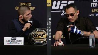 UFC 249: Пресс-конференция