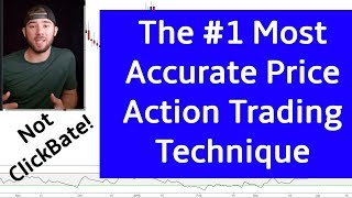 The #1 Most Accurate PRICE ACTION Trading Technique (Not Click-bait)