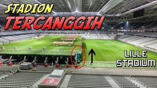 """STADION TERCANGGIH """"Lille Stadium"""" - Bisa Digeser"""