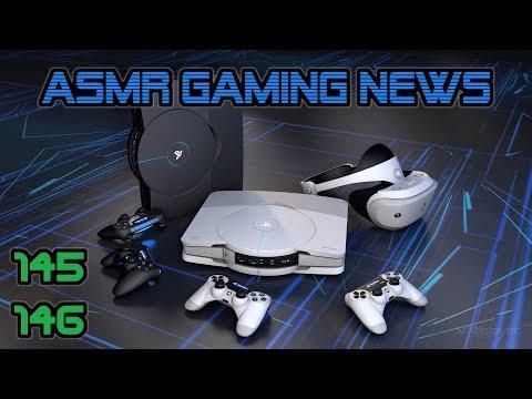 ASMR Gaming News (145-146) PlayStation 5, Super Mario Maker 2, Overwatch, CoD Black Ops 5 + More