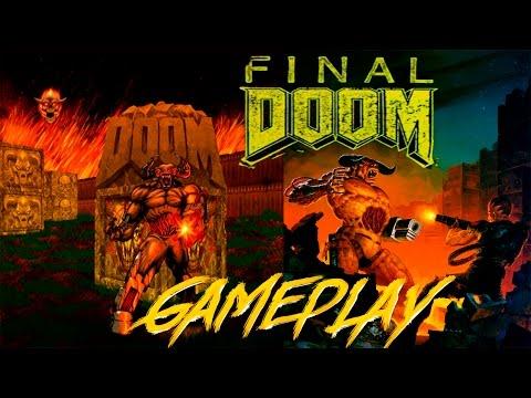 DOOM 1993-1996 Gameplay \\ Первый Взгляд