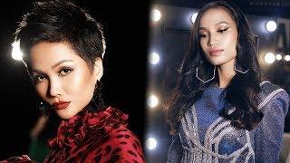 """ĐỘNG THÁI đầu tiên của Hoa hậu H'Hen Niê khi H'Ăng Niê lên tiếng chối bỏ vụ """"đá xéo""""!"""