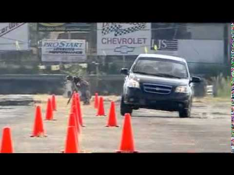 2007 Chevrolet Aveo MW Car Video Review