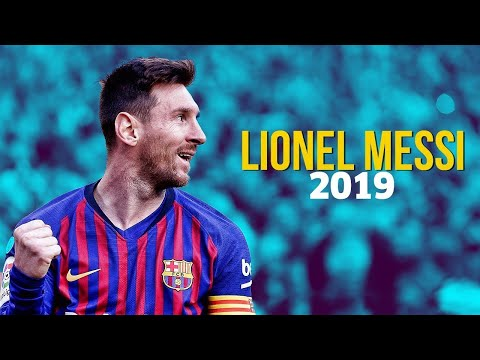 Messi 2019 Dribbling skills and goals in champions league 12
