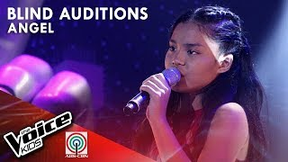 Angel Andal - Sino Ang Baliw | Blind Auditions | The Voice Kids Philippines Season 4