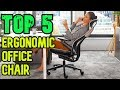 Best Work From Home Ergonomic Chairs in 2020! - Top Seats for Comfort