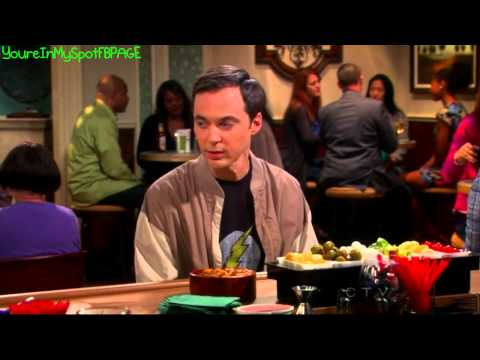 Sheldon Drinks Long Island Iced Tea - The Big Bang Theory