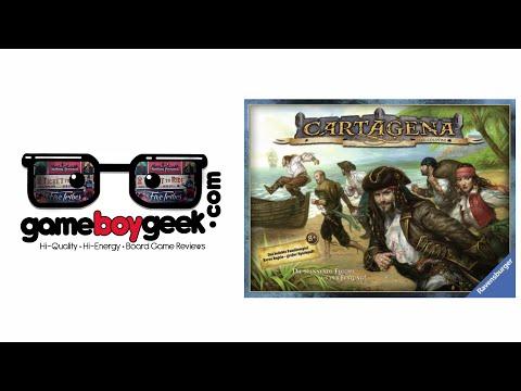 The Game Boy Geek Reviews Cartagena