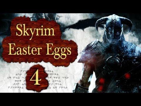 Skyrim Easter Eggs (Dragonborn): Mehr Sex-Bücher und fliegende Magier (German)
