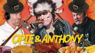 Opie & Anthony: Dave Attell, Rich Vos And Bonnie McFarlane Ft. Colin Quinn Call-In (11/26/13)